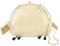 Kate Spade Sheep Limited Edition Pxru5573 beige Clutch