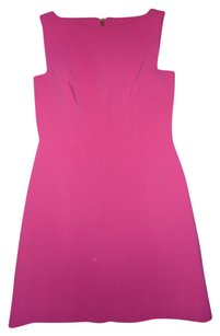 Kate Spade short dress Sweetheart Pink Stretchy Crepe A-line on Tradesy