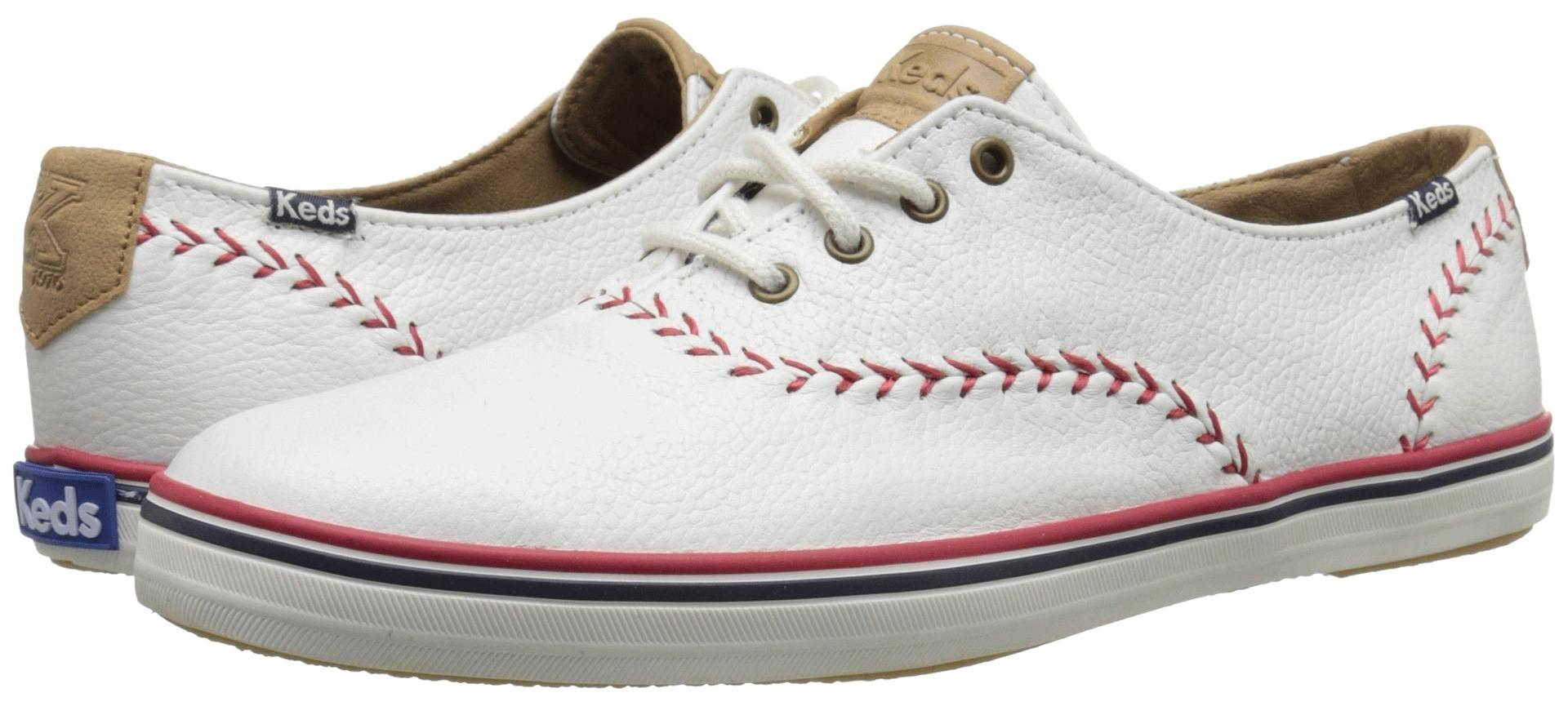 05c9e738ff0 Keds White Leather