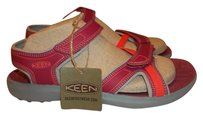 Keen Red / Gray Athletic