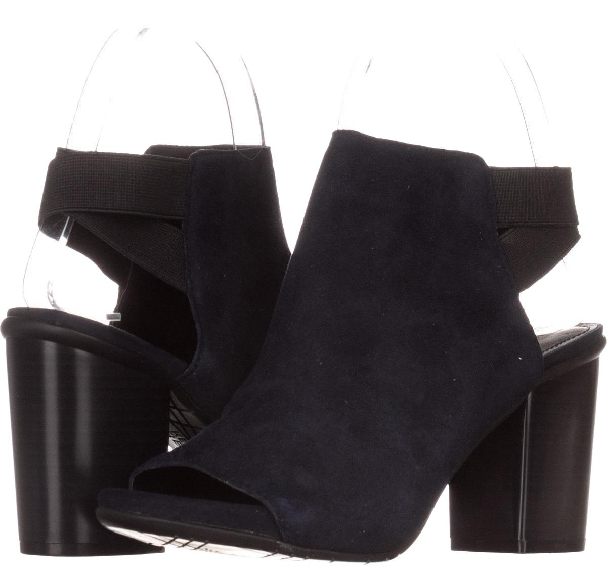 822ea1c4768c Kenneth Cole Blue Reaction Fridah Fly Fly Fly Peep Toe Ankle 205 Navy U  Boots Booties Size US 5 Regular (M