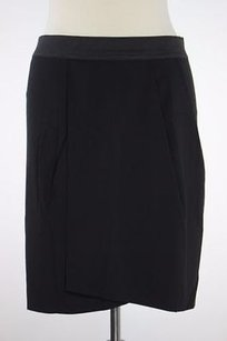 Kenneth Cole Ny Womens Skirt Black