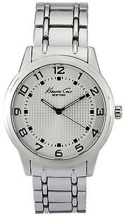 Kenneth Cole Kenneth Cole Stainless Steel Mens Watch 10014652