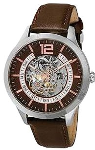 Kenneth Cole Kenneth Cole York Leather Mens Watch Kc8079