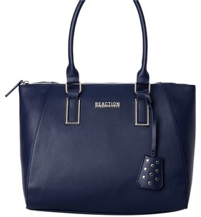 Kenneth Cole Reaction Tote in blue