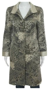 Kenzo Blazer Brocade Duster Multi-color Jacket