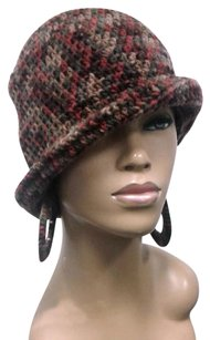 Khosi Clothing & Accessories Classic Vintage Style Boho Crochet Knit Flapper Hat