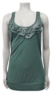 Kimchi Blue Urban Outfitters Top Green