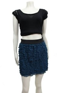 Kimchi Blue Urban Outfitters Skirt Blue