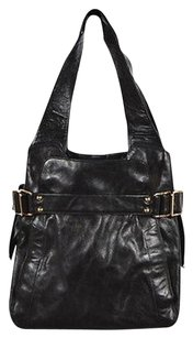 Kooba Womens Casual Leather Handbag Shoulder Bag