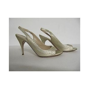 L'Autre Chose Lautre Light Metallic Pumps