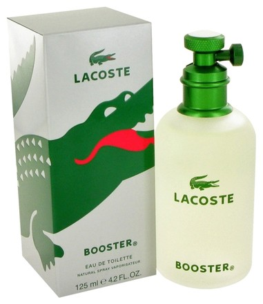 Lacoste Booster By Lacoste Eau De Toilette Spray 4.2 Oz