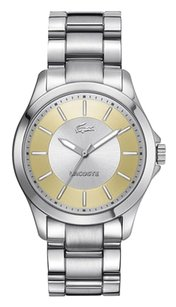 Lacoste Lacoste 2000705 Watch Sofia Ladies - Golden Dial Stainless Steel Case Quartz Movement