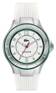 Lacoste Lacoste Ladies Acapulco White Rubber Watch 2000755