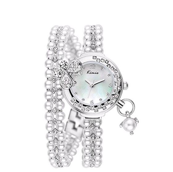 Ladies Luxary Style Fashion Bracelet Wristwatch