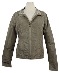 Lafayette 148 New York Womens Taupe Jacket