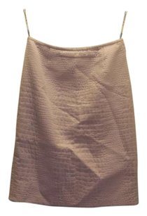 Lafayette 148 New York Pencil Leopard Skirt Purple