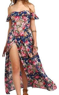 Floral Maxi Dress by lanalei palms