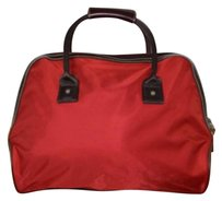 Lancel Tote in Red