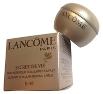Lancome secret de vie ultimate cellular reviving cream luxury deluxe