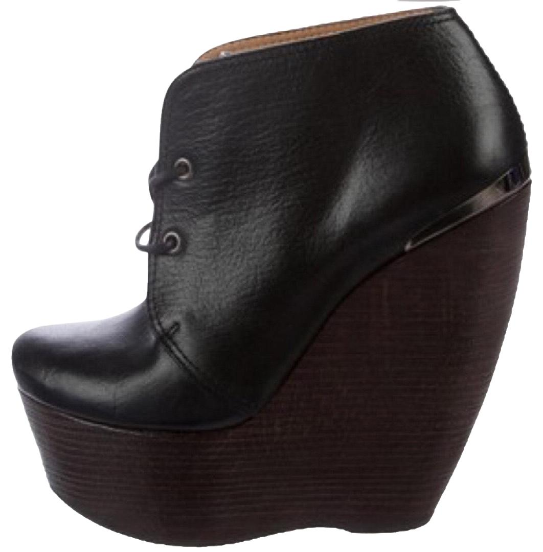 Lanvin Derby Wedge Ankle Boots cheap really cheap good selling top quality cheap online clearance factory outlet free shipping cheap hfgeYMwS
