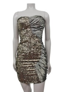 LaROK Luxe Strapless Glitzy Glam Girl Dress