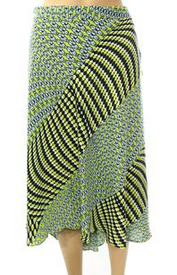 Laundry by Shelli Segal 100% Polyester A-line Skirt