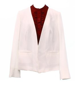 Laundry by Shelli Segal 100-polyester Basic-jacket Blazer