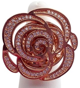 Lauren G Adams Lauren G Adams Rose Garden Cocktail Ring Rose Gold R-64203