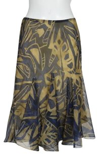 Lauren Ralph Lauren Womens Skirt Blue