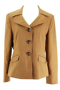 Le Suit Le Suit Womens Suit Brown Polyester -