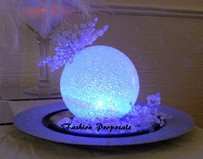 Led Orbs Centerpieces Bulk Of 12 Wedding Decor Led Special Event Decor.