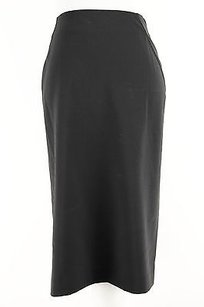 Les Copains Womens Pencil Skirt black
