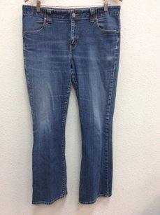 Levi's 525 Womens Med Boot Cut Jeans
