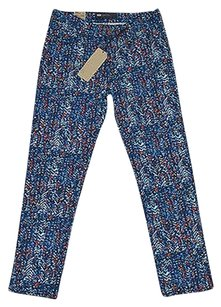 Levi's Levis Levis Womens Blue Capri/Cropped Denim