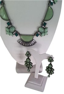 Lia Sophia GLACIAL Necklace and SLOW DANCE Earrings