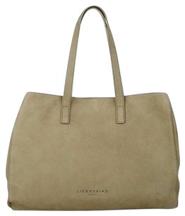 Liebeskind Berlin Tote in Mud Taupe