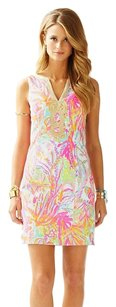 Lilly Pulitzer Beach Cotton Scoop Back Dress