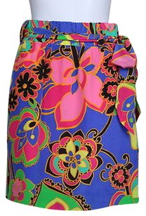 Lilly Pulitzer Womens Skirt Blue