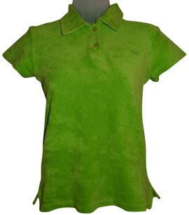 Lilly Pulitzer Polo Top Classic Green