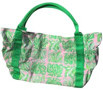 Lilly Pulitzer Tote in Pink Green