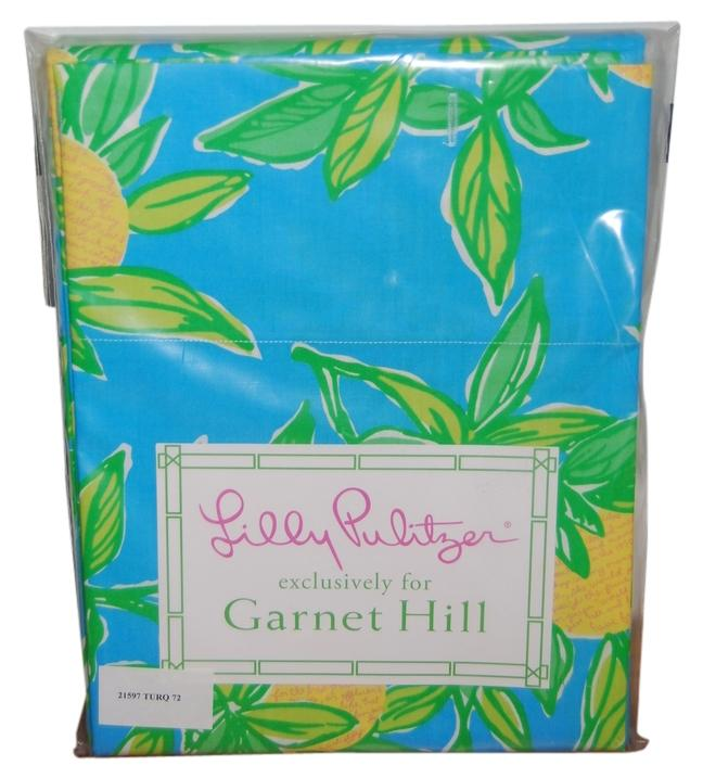 Lilly Pulitzer Lilly Pulitzer Shower Curtain Pineapple Print