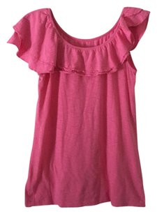 Lilly Pulitzer Wynne Off Top Pink
