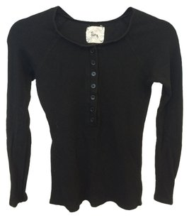 Ling Button Down Shirt Black