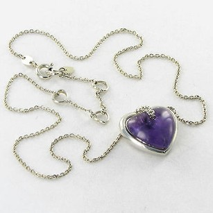 Links of London Links Of London 5024.1081 Necklace Love Note Amethyst 51cm 925 Silver