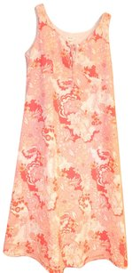 Liz & Co. short dress Pink Floral on Tradesy