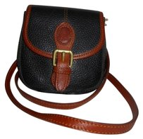 Liz Claiborne Leather Cross Body Bag