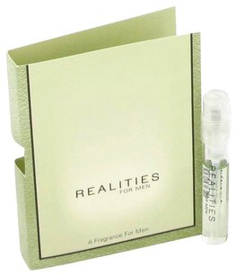 Liz Claiborne REALITIES by LIZ CLAIBORNE ~ Men's Vial (sample) .05 oz