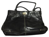 Liz Claiborne Satchel in Black