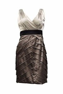 London Times Stoneblackbrown Dress